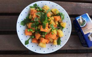 Garam-Masala Kartoffeln