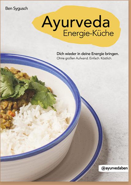 Ayurveda Energie-Küche Buchcover