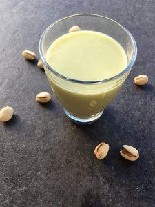 Pistazienmilch (vegan)
