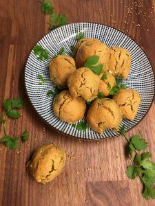 Vegane Kartoffelklöße