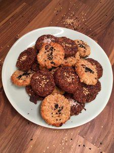 Hafer-Kokos-Kekse (vegan)