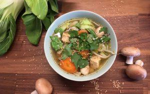 Ayurvedische Detox Suppe