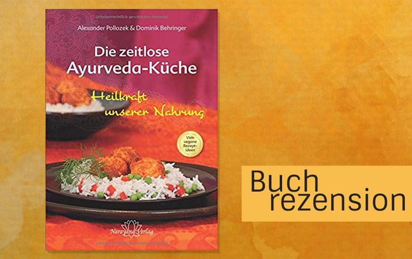 Ayurveda Kochbücher - Büchertipps und Kaufempfehlungen