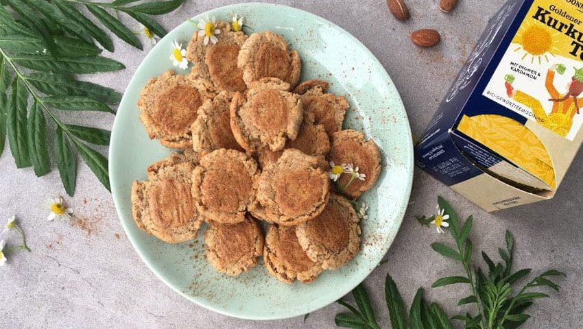 Mandel Kardamom Kekse