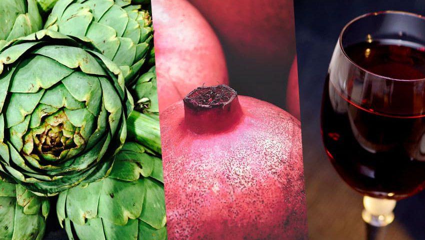 Herbe Lebensmittel im Ayurveda
