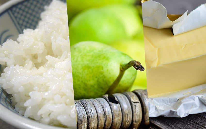 Süße Lebensmittel im Ayurveda
