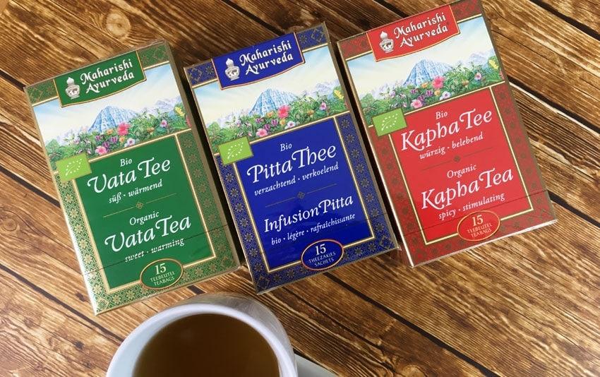 Ayurveda Tee: Wirkung, seine Heilkräuter, Wurzeln und Gewürze