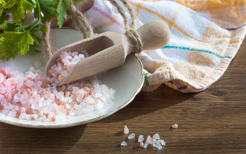 Salzige Lebensmittel im Ayurveda