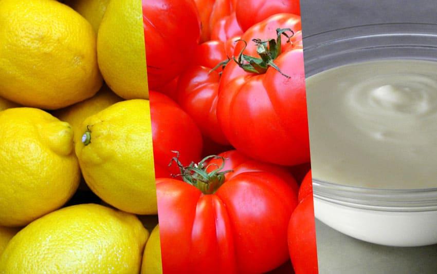 Saure Lebensmittel im Ayurveda