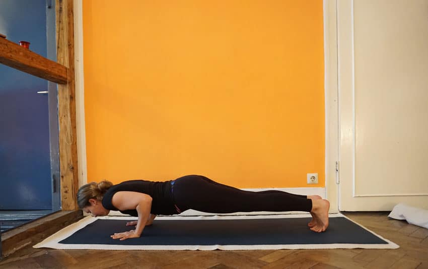 Kapha Yoga Übungen