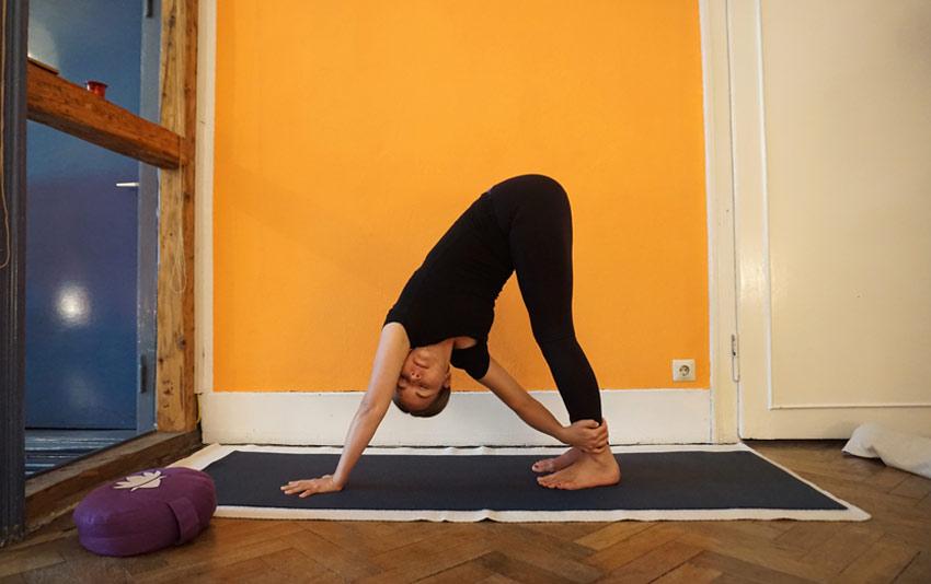Mein Weg zum Ayurveda Yoga - Louisa Domhan