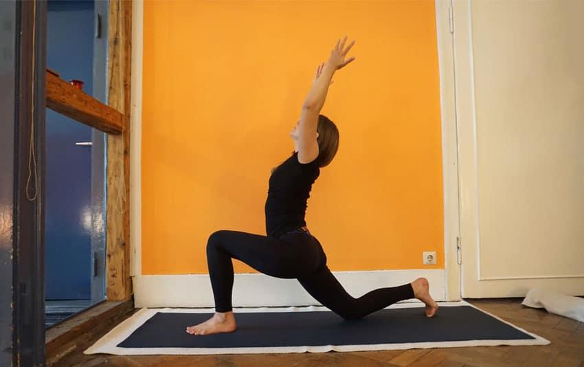 Vata Yoga Übungen