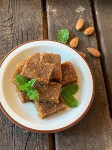 Laddu (Indische Süßspeise)