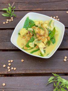 Aloo Gobi – Blumenkohl-Curry