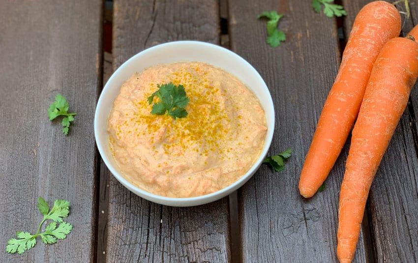 Karotten-Raita