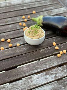 Auberginen Hummus