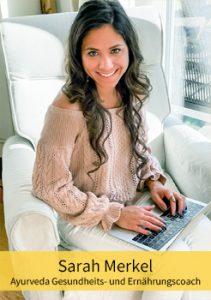 Sarah Ayurveda Gesundheits- und Ernährungscoach