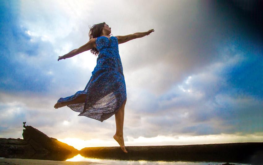 Intuitiv, Unabhängig und Bewusst: Geh mit deinen Geschenken raus in die Welt (Interview mit Kristina Aulbach)