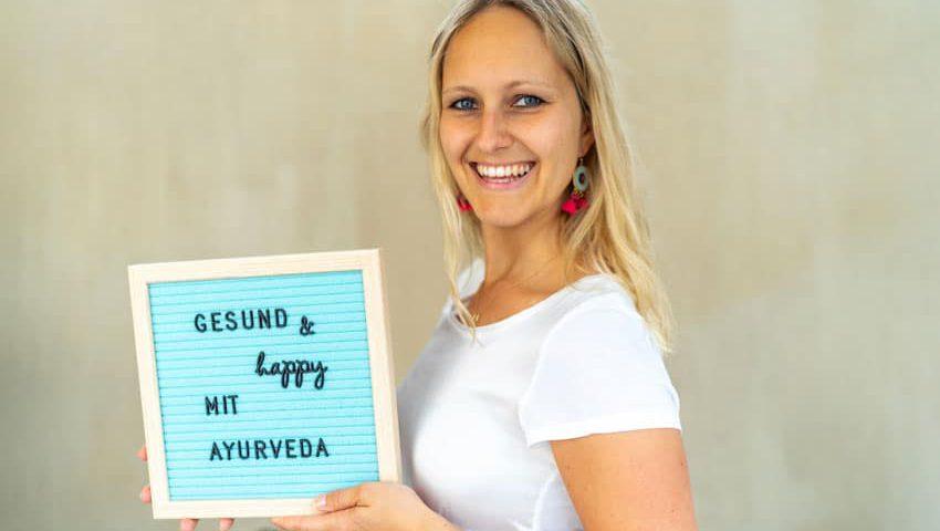 Carina Alana Preuss (Geschäftsführerin Ayurveda Parkschlösschen)